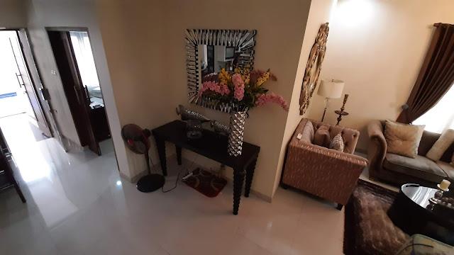 ruang keluarga jagakarsa