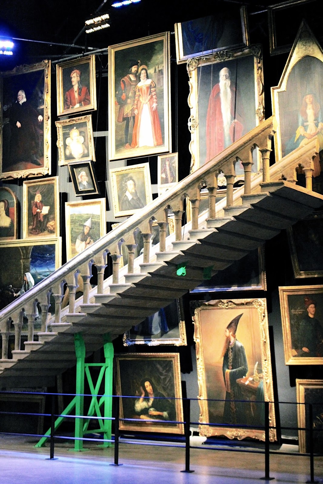 Warner Bros Studio Tour London Frames