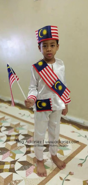 Jalur Gemilang | Sayangi Malaysiaku