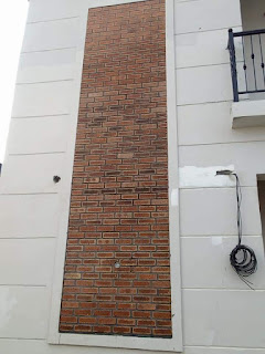 South african bricks in duet