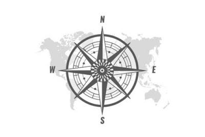 Cara menentukan arah mata angin - Waterpass Indonesia