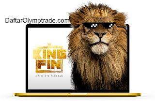 Mendapatkan Uang Dari Bisnis Afiliasi Kingfin.com