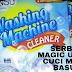 Serbuk Magic Untuk Cuci Mesin Basuh