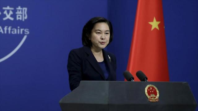 China: EEUU es el principal violador de derechos humanos del mundo