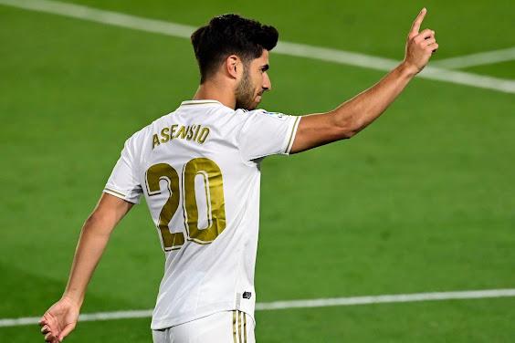 حيلة جديدة من زيدان لمساعدة أسينسيو في ريال مدريد