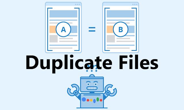 Duplicate file.