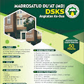 Ingin Menjadi Dai? Yuuk Ikuti Madrosatud Du'at DSKS, Pendaftaran Dibuka 14-1-2019