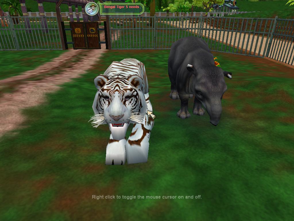 Zoo Tycoon 2 Endangered Species