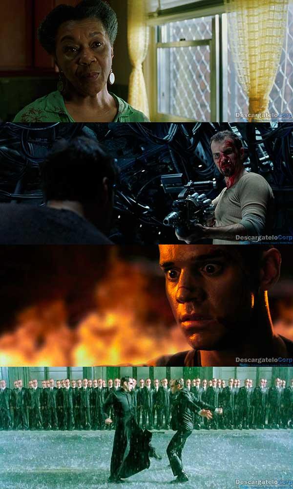Matrix Revoluciones HD 1080p Español Latino