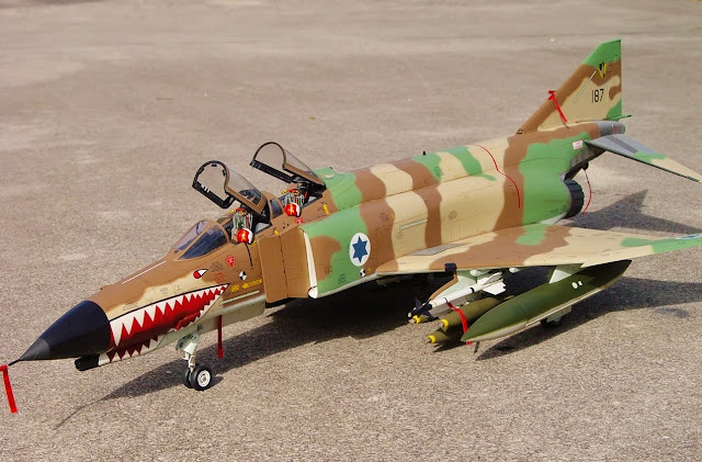 Ed Okun Quot Modeling Military History Quot Israeli Air Force
