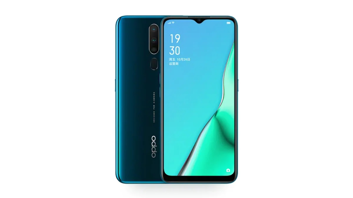 Important specification leak of Oppo A11, four rear cameras can be in it