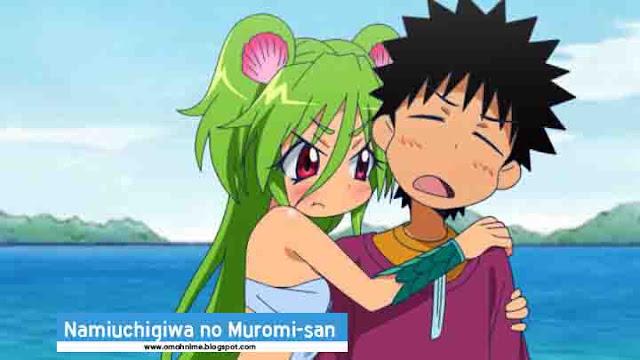 Namiuchigiwa no Muromi san BD Batch Subtitle Indonesia