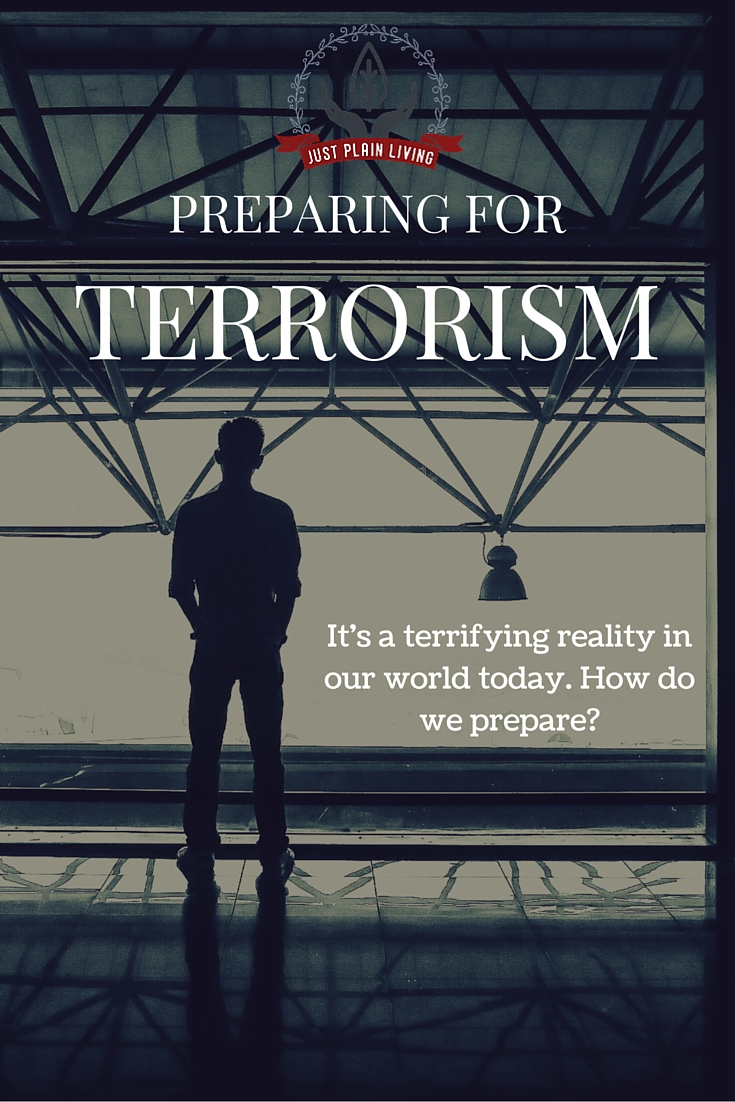 Terrorism is not isolated to certain countries. No matter where you live, the threat is real. But what can we do to prepare?