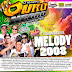 Cd (Mixado) Magnifico Ouro Negro (Melody 2008) - Dj China