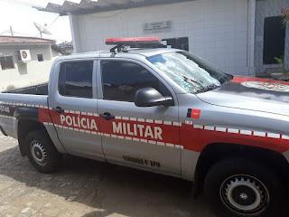 Policiais prendem em Guarabira casal suspeito de receptação com moto e telefone celular roubados