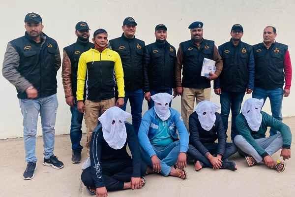 manoj-bhati-murder-case-4-accused-arrested-manoj-mangaria-farar