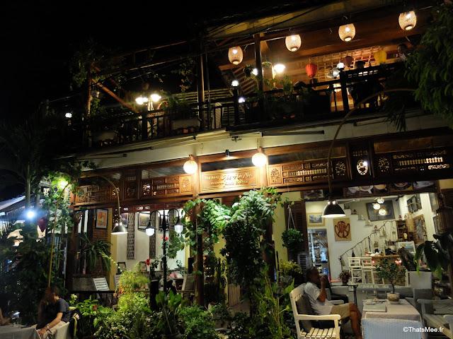 little hanoi restaurant hoi an vietnam