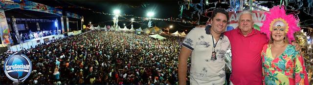 Acompanhado de sua equipe gestora  de eventos, o  prefeito Arquimedes Guedes Valença anuncia na próxima quarta feira(20)quais serão as atrações do carnaval 2019 em Buíque