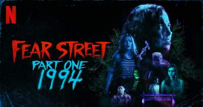 Fear Street Part One 1994 (2021) Dual Audio Full Movies Hindi Download 480p