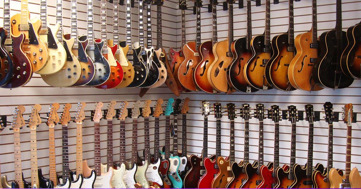 cửa hàng bán đàn guitar uy tín ở tphcm