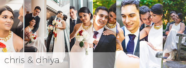 Awesome Elopement Wedding Collection For Dhiya and Chris