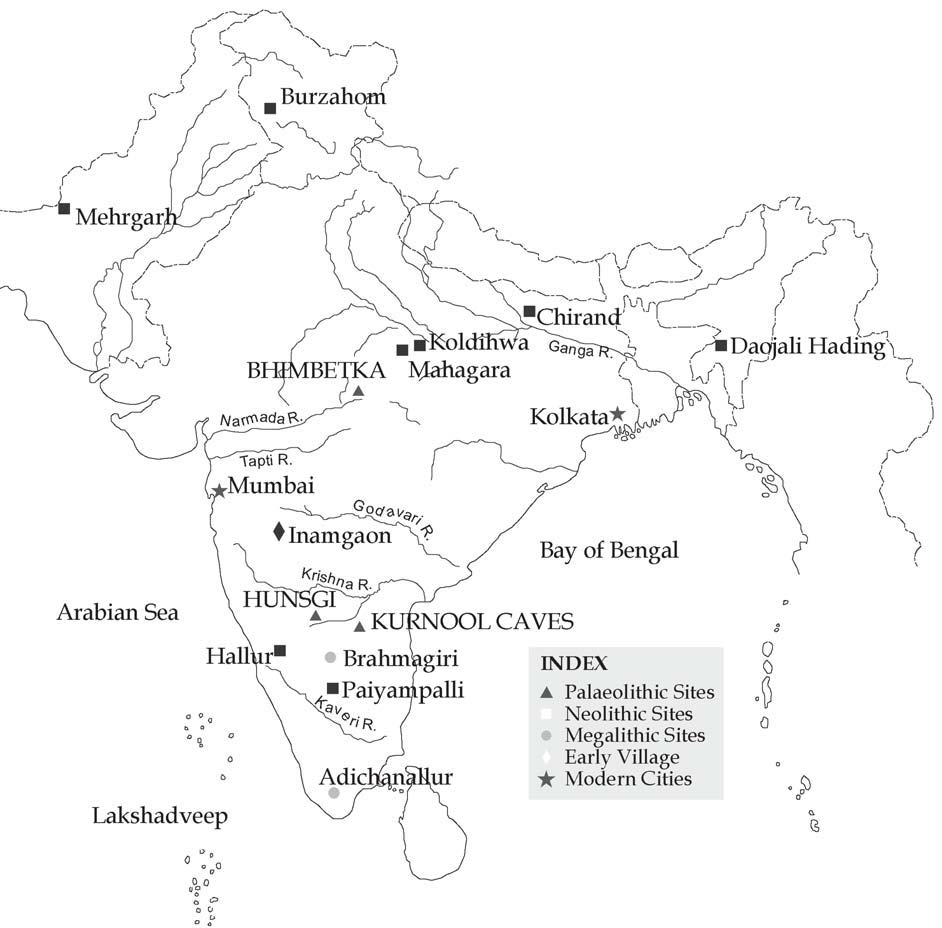 upsc general studies and current affairs 2015 some important Current Situation some important archaeological sites in india