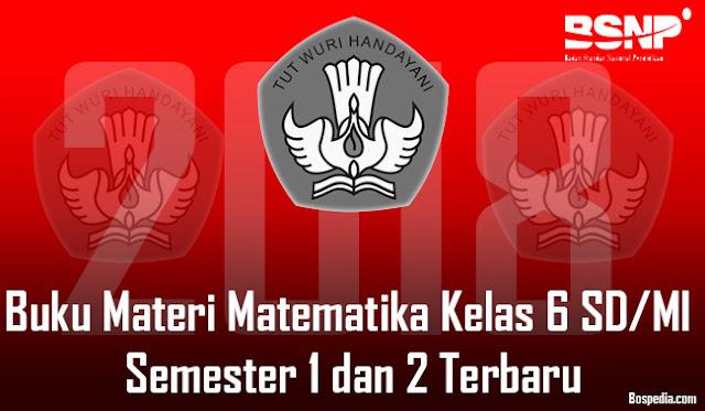 Lengkap - Unduh Buku Materi Matematika Kelas 5 SD/MI Semester 1 dan 2 Terbaru