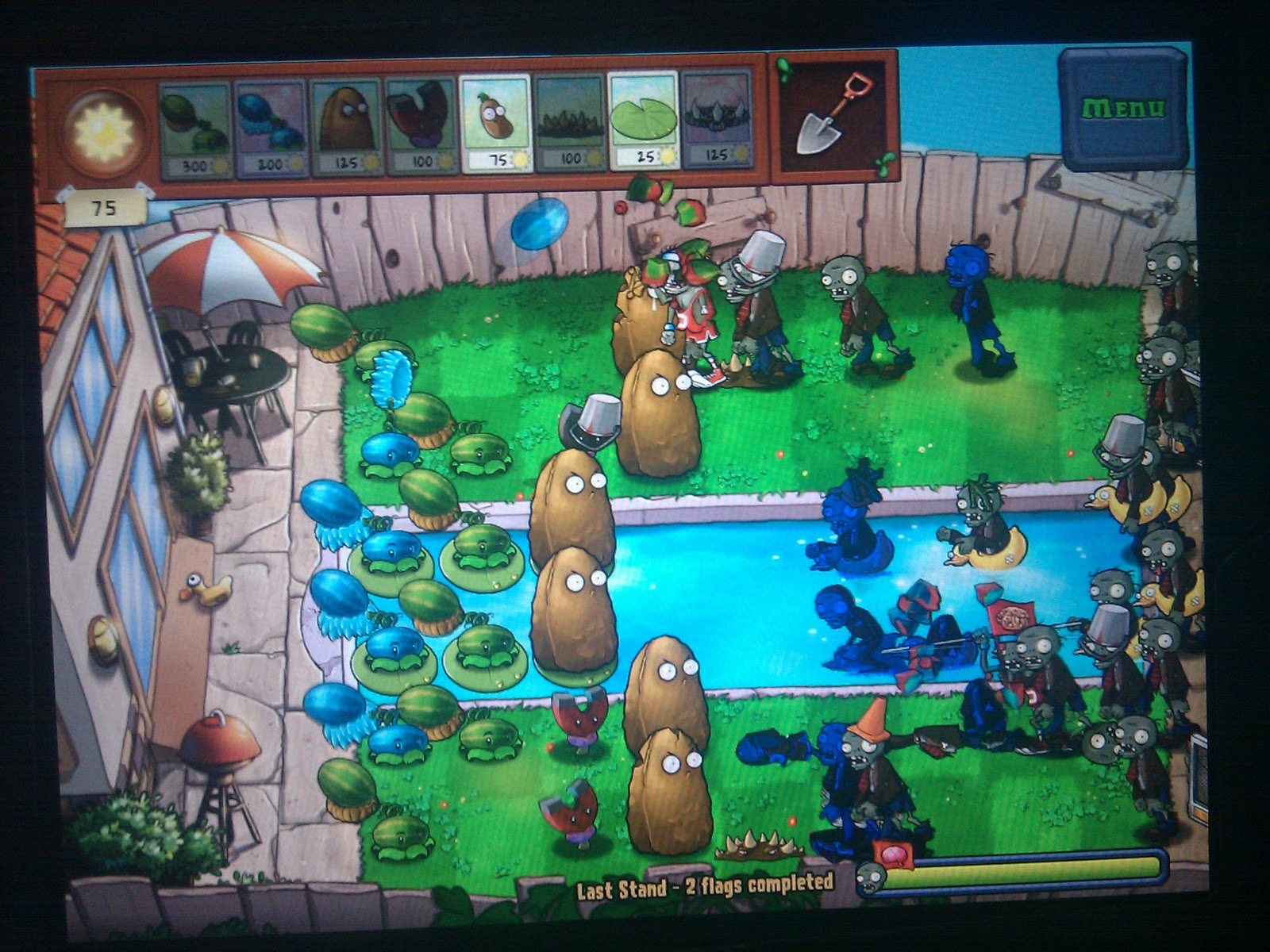 Download Games Plants Vs Zombies Portable For Free