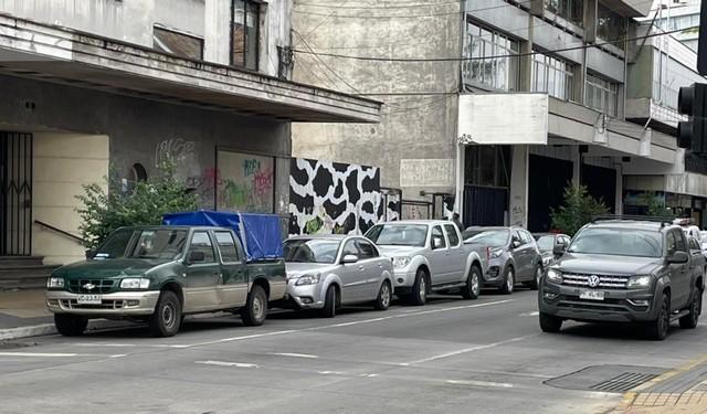 Osorno: Comienza el cobro de parquímetros