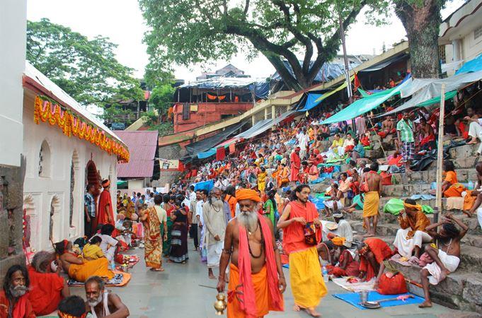 Ambubachi Mela at Kamakhya Temple