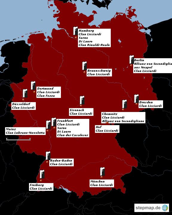 Sacra Corona Unita Deutschland