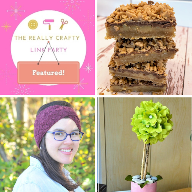 The Really Crafty Link Party #239 featured posts