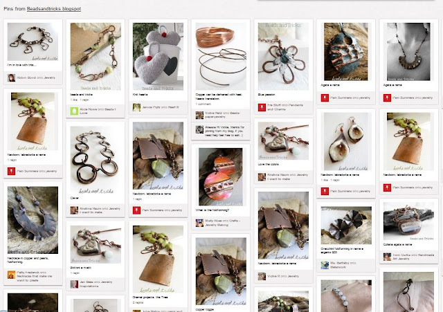 Pinterest pin for Beads and Tricks