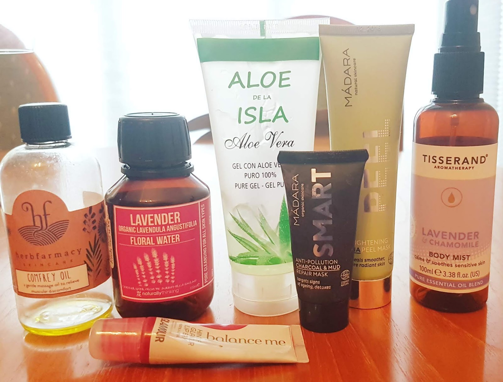 June Green Beauty + Wellbeing Empties 2019