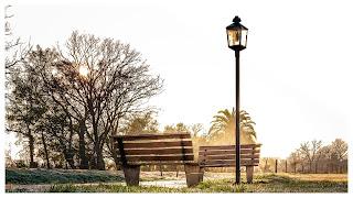 Madariaga - Banco de plaza