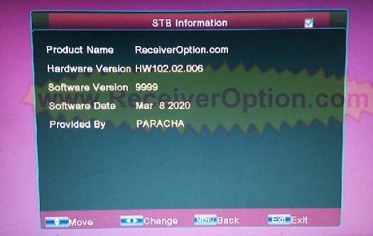 Ali 3510c Hw102.02.006  Latest  Software With Dlna & Xtream Iptv Option