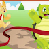 THE HARE AND THE TORTOISE     KIDS STORIES.ONLINE
