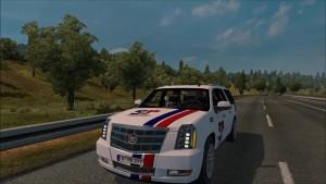 Car - Cadillac Escalade Premium