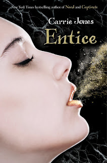 entice by carrie jones Entice   Carrie Jones