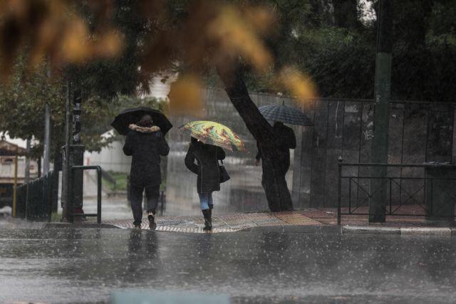 Καιρός: Άστατος την Παρασκευή με βροχές και καταιγίδες κατά τόπους