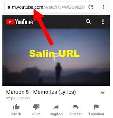 Trik Unduh Video Youtube Melalui Hp Android