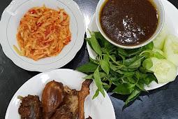 Resep bebek goreng Madura bumbu hitam anti gagal