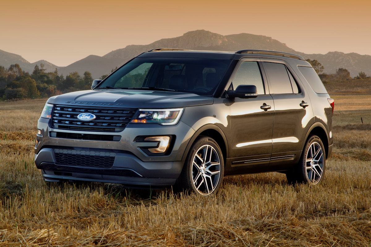 Updated Ford Recalling 1 2 Million Explorers For Diminished Steering Control Carguide Ph Philippine Car News Car Reviews Car Prices
