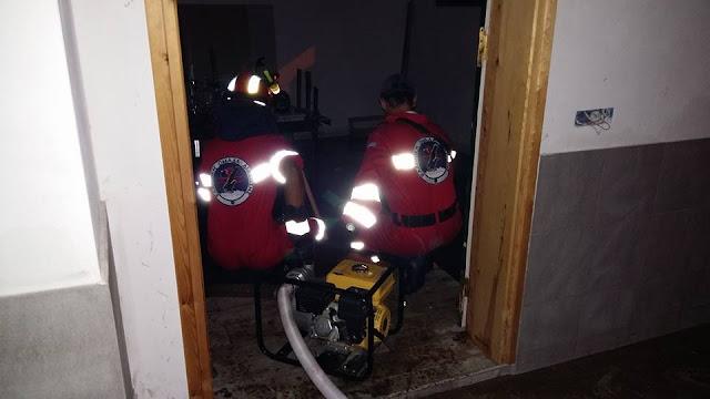 Σημαντική η συνδρομή της Ελληνικής Ομάδας Διάσωσης Αργολίδας στις πλημμύρες του Άργους