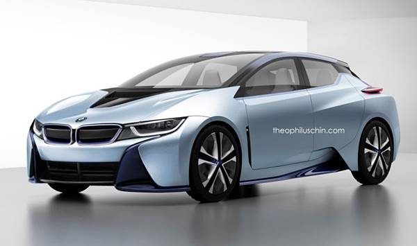 2021 BMW i3 and i8 Electric car Review