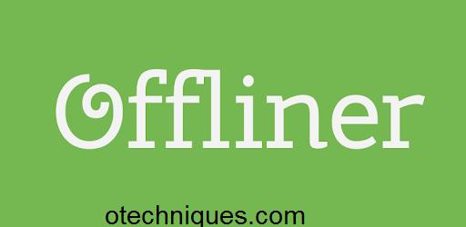تطبيق offliner الرائع  لحفظ وتشغيل مقاطع الفيديو والموسيقي بدون إنترنت