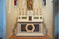 A New Altar for the Oxford Oratory