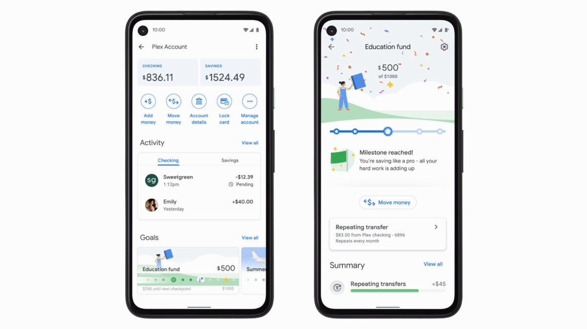 Google Pay Android & iOS Application