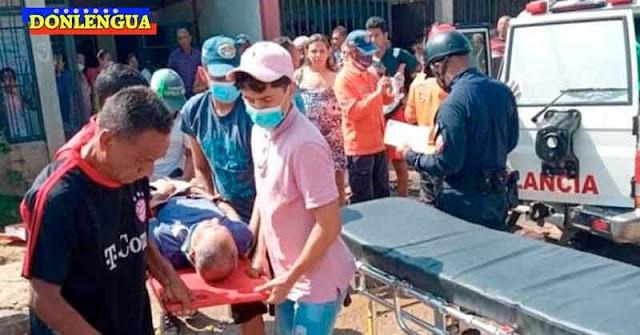Mujer manejando borracha atropelló a seis personas en Barquisimeto