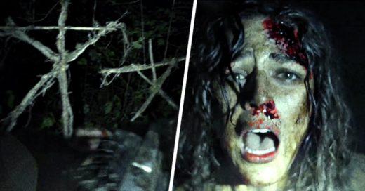 Trailer de la película de la Bruja de Blair es espeluznante